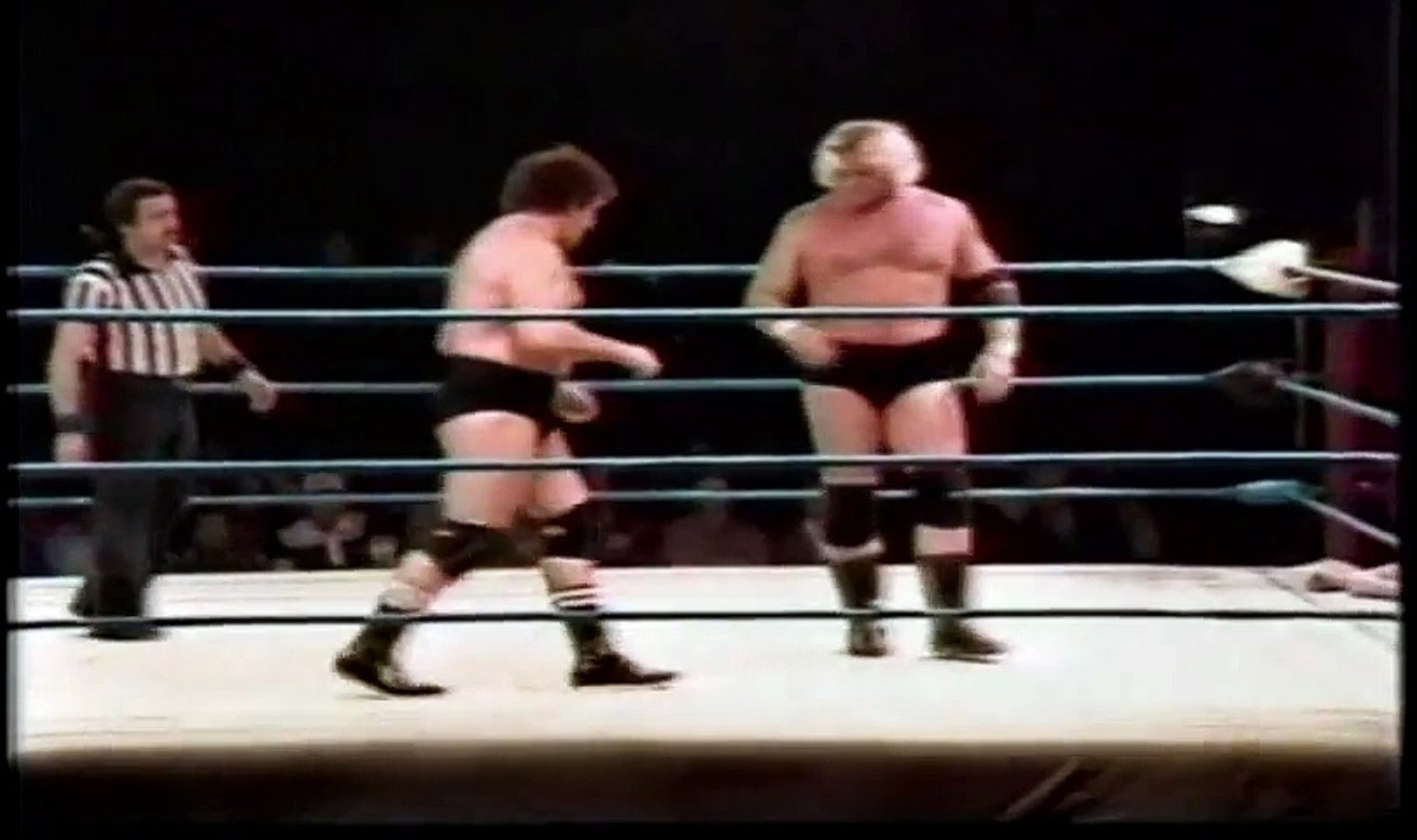 Billy Robinson vs Big Bad Bobby Duncum Sr. part 1