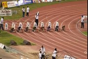 Jamaica - Girls Champs 2007 - 100m (all classes)