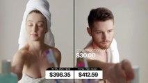 Ca coûte combien d'être une femme ?