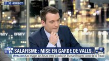 Philippot pourrait presque donner la carte du FN à Valls - ZAPPING ACTU DU 06/04/2016