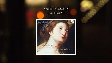 """""""Campra: Cantates Françaises"""" (Album Reissue)"""