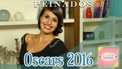 Peinados Oscars 2016, Peinados by Brenda Caretto | ESTILO NOSOTRAS