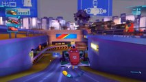Disney Pixar CARS 2 1080p HD   Radiator Springs Francesco Bernoulli Cars Gameplay And Car Races