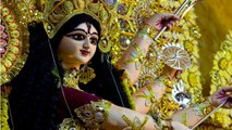 Maa Vaishno Devi Chalisa | Shri Sapat Durga | Mantra | Navratri Song | Moxx music
