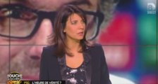 TPMS : Estelle Denis a honte de Raymond Domenech ! (vidéo)