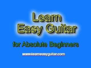 Easy Guitar Chords OR The Easy Guitar Chord?