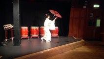 Traditional Japanese Dance - Japan Day - Edinburgh University