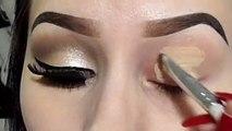 Eye Shadow Best Tutorial - Amazing Eye Shadow Style Best Makeup
