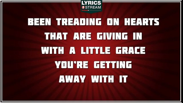 Grace - Will Young tribute - Lyrics