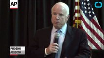 John McCain Fears the Fight Against ISIS Risks a Failure Like the Vietnam War