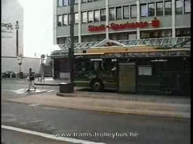 Trolleybus de Solingen