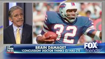 Concussion doctor says OJ Simpson may have brain disease