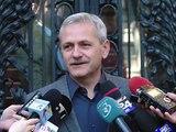 Declaratii de presa sustinute de Liviu Dragnea, la sediul PSD (I) - 05.11.2014