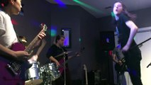 Seattle School of Rock House Band performs Helter Skelter by the Beatles