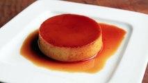 Creme Caramel Creamy Baked Caramel Custard Dessert Recipe