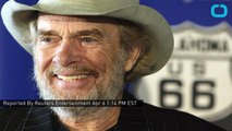 Country Musician Merle Haggard Dies on 79th Birthday