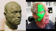 TERMINATOR GENISYS - MAKING THE TERMINATOR EFFECTS - Arnold Schwarzenegger - Entertainment Movies Film