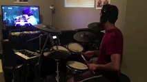 Rock Band 4 Van Halen Unchained Pro Drums Preview Electronic Drums