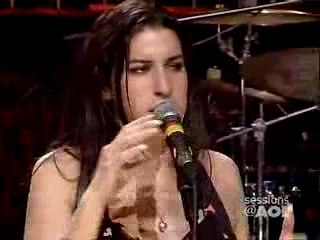 Amy Winehouse - You Sent Me Flying-Live