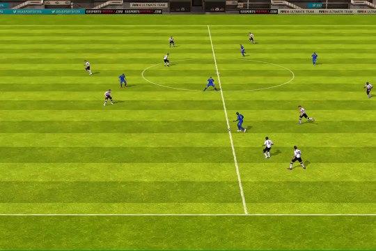 FIFA 14 iPhone/iPad - Cardiff City vs. Liverpool