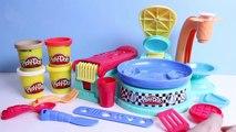 Play Doh Flip 'n Serve Breakfast Waffles Pancakes Bacon Smoothies Play-Doh Breakfast Time Set Part 2