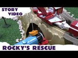 Story Episode Rocky Rescues Gordon Harold Flies Thomas And Friends Trackmaster Kids Toy Story
