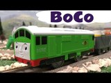 Tomy BoCo for Tomy Takara Trackmaster Thomas And Friends Toy Train Sets Spotlight Diesel Humour Kids