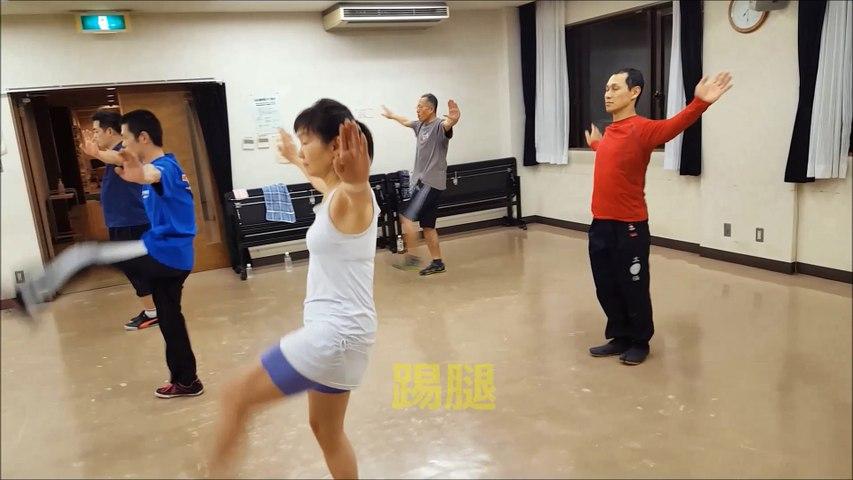 八極拳 劈掛拳 翻子拳 初心者の人が知っておきたい武術基本動作
