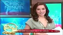04-08 David Archuleta & David Cook Are Here! @ 24ORAS Chika Minute - WILD WELCOME (12 May 2009)
