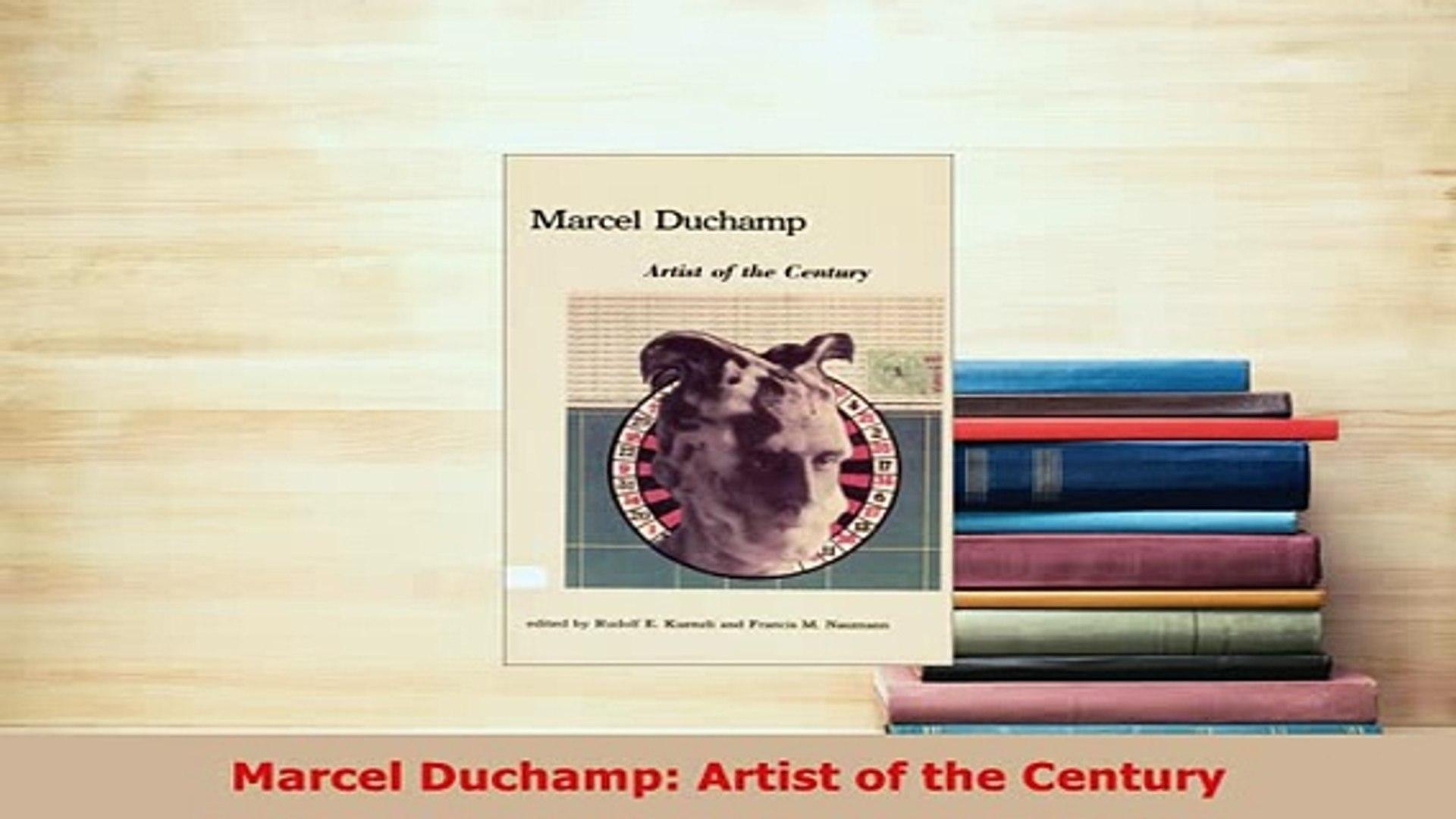 A Game in a Game Marcel Duchamp /& Vitaly Halberstadt