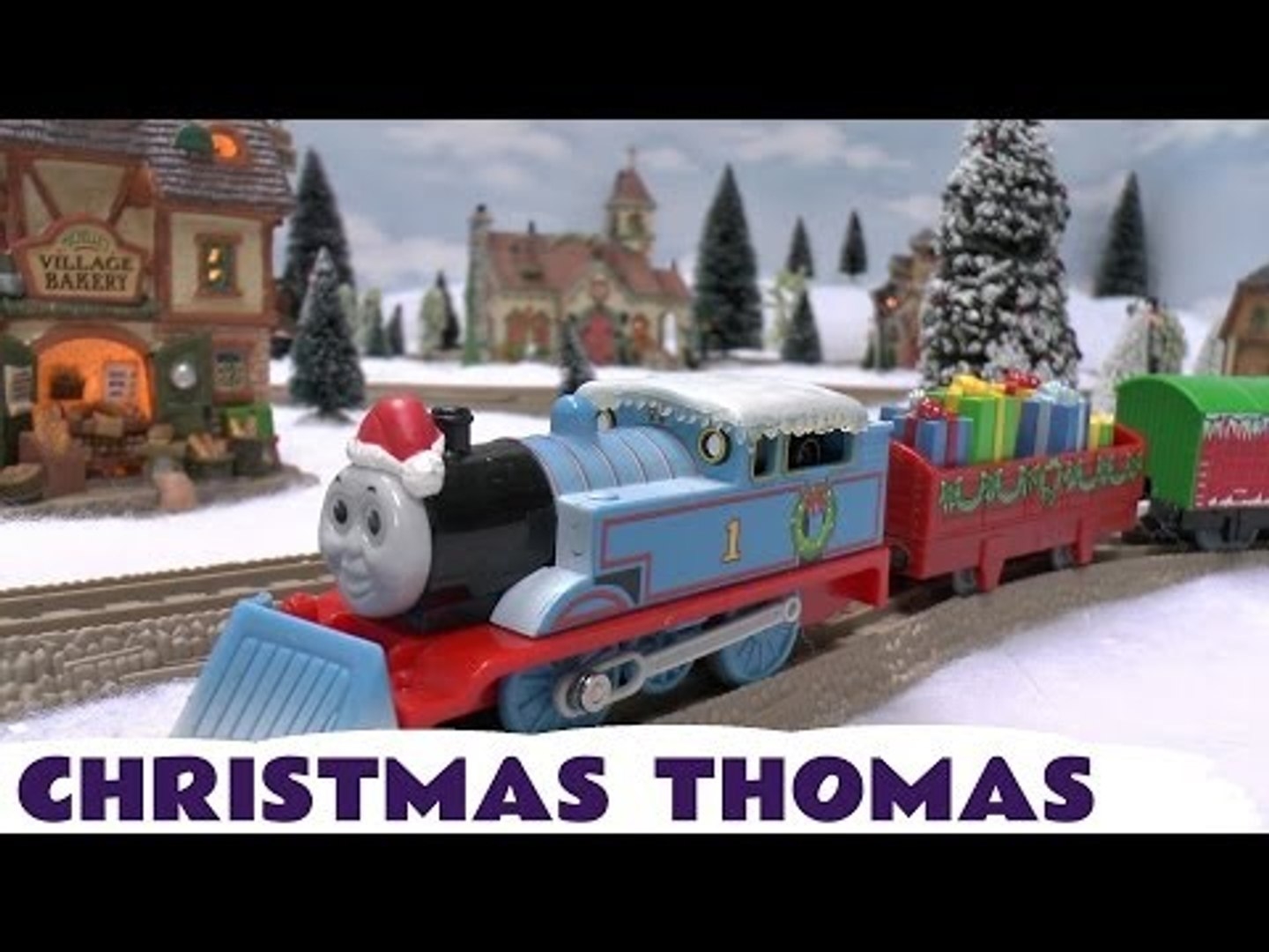 Thomas The Train Christmas.Spotlight Christmas Thomas For Tomy And Trackmaster Thomas And Friends Toy Train Sets Jingle Bells
