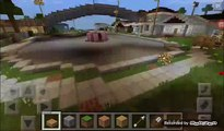 Minecraft PE GTA Sanandreas map INDIRME LINKI