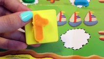 Peppa Pig Classroom Learn To Count with Play Doh Numbers Learn Numbers 1 to 10 Playdough Part 3