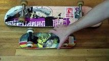 Skateboard World's Smallest Longboard Skateboard