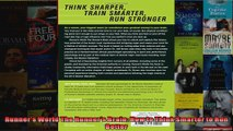 Read  Runners World The Runners Brain How to Think Smarter to Run Better  Full EBook