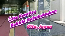 Japan Travel: Oita Prefectural Museum of History, unmissable replicas, Usa City, Oita34 Moopon
