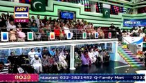 Jeeto Pakistan 5th July 2015 With Fahad Mustafa On ARY Digital P1