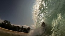 Body Surfing with the GoPro Hero 3 Black in Maui, Hawaii