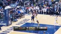 Kevin Love Injury   Cavaliers vs Pacers   April 6, 2016   NBA 2015-16 Season