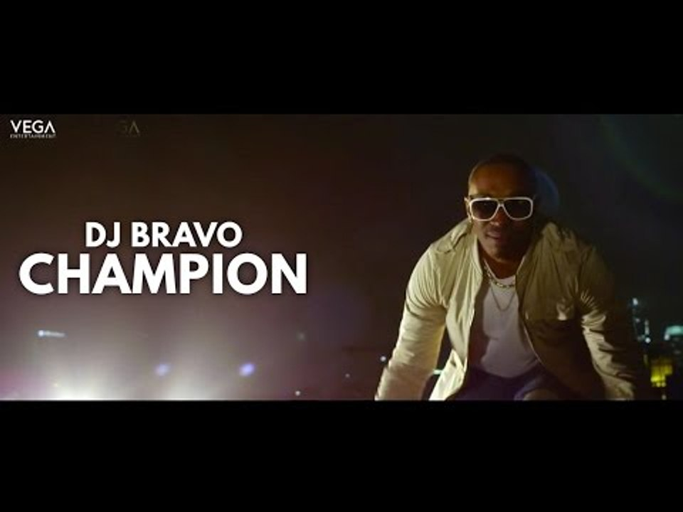 Champion Song Dwayne 'DJ' Bravo Champion Official Music Video Song 2016  West Indies - video dailymotion