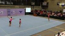 BOAC 2015   048   026   Women's Group   D Jr   NED   Fysion Nijverdal, Meike Jansen, Floor Delver &