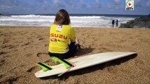 Surf: Anglet Le Bac Surf pour 75 lycéens -  Euskadi Surf TV
