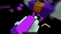 Minecraft Parkour #1 - Purple wool parkour