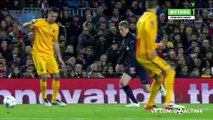 Барселона - Атлетико 2_1. Обзор матча. Лига Чемпионов 2015_16. 1_4 финала.