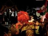 Wijk Nedrobaba ontvangst zijn 1e prijs in categorie 'Wagens' - Carnaval 2009