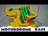 Motordrome Thomas The Tank Engine Race On The Rails Type Kids Toy Train Set Thomas The Tank Engine