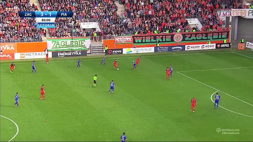 Gol Terbaik Liga Polandia Pekan Ke-29
