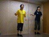 TAP ピンク・レディー「サウスポー」~練習中vol.2~