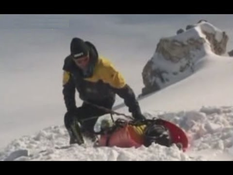 Trento - Soccorso alpino della Gdf, 727 interventi nell'ultima stagione invernale (07.04.16)