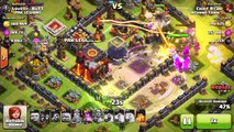 Clash of Clans - How to Use Golems and Giants to Farm in Champion League